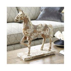 ballard horse finial